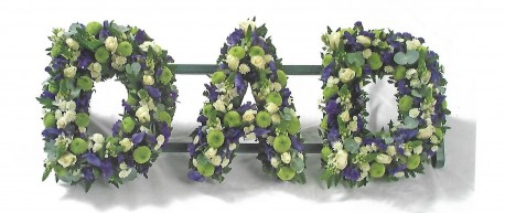 Funeral tribute Letters